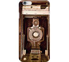 Vintage Kodak Camera Case iPhone Case/Skin