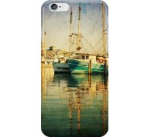 Harbor Boats iPhone Case/Skin