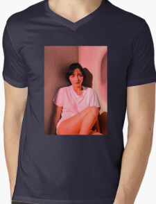 Fabienne Mens V-Neck T-Shirt