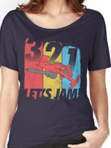 Let's Jam! (Ver. 2) Women's Relaxed Fit T-Shirt
