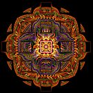 Heriz Magic Carpet by Virginia N. Fred