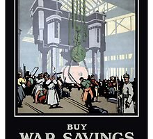 To Prevent This -- Buy War Savings Certificates by warishellstore
