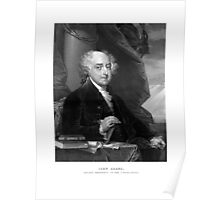 President John Adams Poster