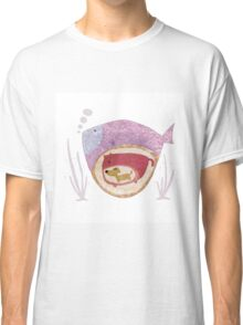 Fish by Thao Vu Classic T-Shirt
