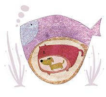 Fish by Thao Vu by ucodesign
