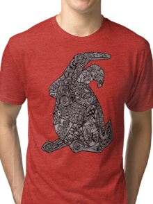 March Hare II Tri-blend T-Shirt