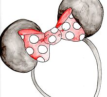 Minnie Ears by alyssmic