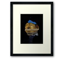 Into Another Dimension Framed Print