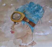 Tea Stained Steampunk by Jellyscuds