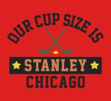 Chicago's Cup Size Is Stanley by geekingoutfitte
