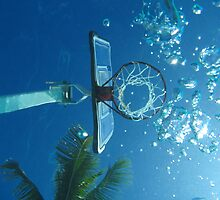 Underwater Hoops View by gottschalkphoto