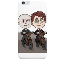 Voldemort & Harry iPhone Case/Skin