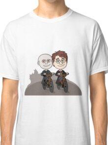 Voldemort & Harry Classic T-Shirt