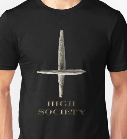 High Society Unisex T-Shirt