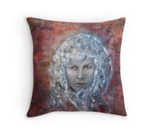 Reste plus qu'un saison... Throw Pillow