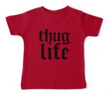 Thug Life t shirt  Baby Tee