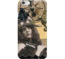 Pietra & her Pirate Hat iPhone Case/Skin