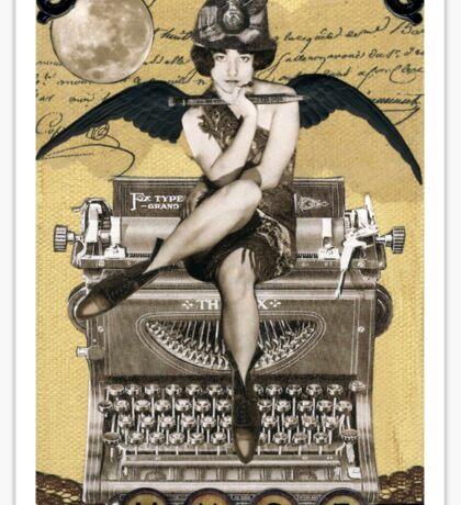 Calliope Cookie, Muse Sticker