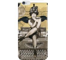 Calliope Cookie, Muse iPhone Case/Skin