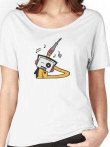 DigiDoodles: DJ Radiohead Women's Relaxed Fit T-Shirt