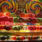 Colorful candy by gottschalkphoto