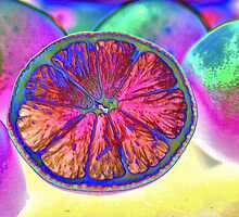 Foiled Lime by aprilann
