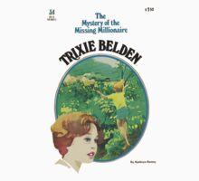 Trixie Belden Book Cover by tezriel