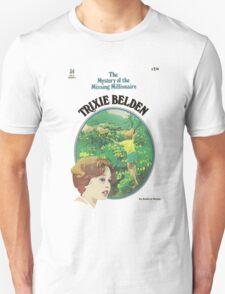 Trixie Belden Book Cover T-Shirt