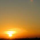 Sahara Sunrise by James Hanley