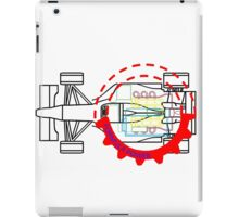 V1 Power! iPad Case/Skin