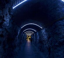 Blue Tunnel by James Hanley