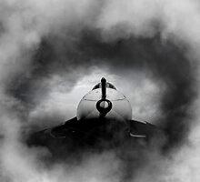 Vulcan - Cold War Menace by J Biggadike