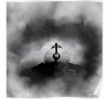 Vulcan - Cold War Menace Poster