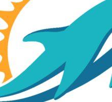 Miami Dolphins Sticker