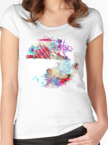 why Women's Fitted Scoop T-Shirt