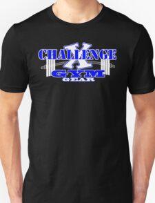 Challenge X blue for black T-Shirt