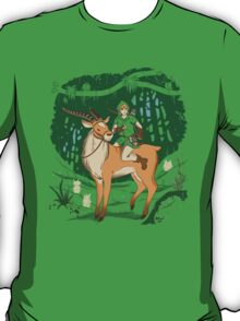 Legend of the Lost Woods T-Shirt