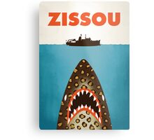Zissou Metal Print