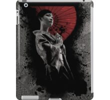 'DREAMING' (bw) iPad Case/Skin