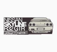Nissan GTR by DriftWood7