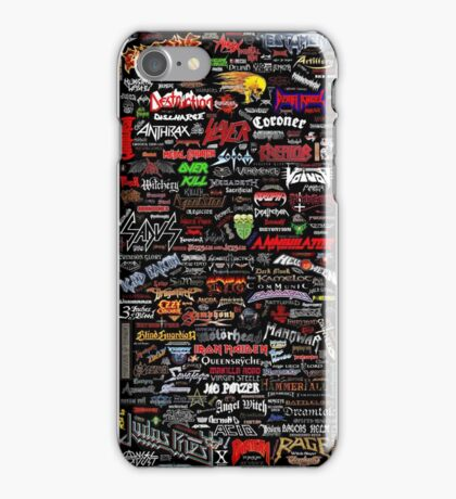 Metal Sticker Bomb Phone Case iPhone Case/Skin