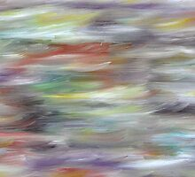 ABSTRACT OIL PAINTING 447 by pjmurphy