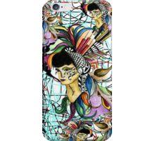 doodling magical  iPhone Case/Skin