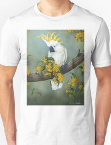 Australian White Cockatoo T-Shirt