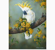 Australian White Cockatoo Unisex T-Shirt