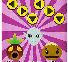 Majora's Mask: Propaganda by B-Shirts