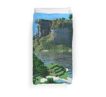minecraft Duvet Cover