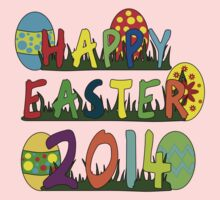 Happy Easter 2014 by refreshdesign