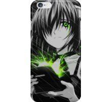 elfen lied manga green iPhone Case/Skin