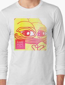 Rare Pepe Est MMXV Long Sleeve T-Shirt